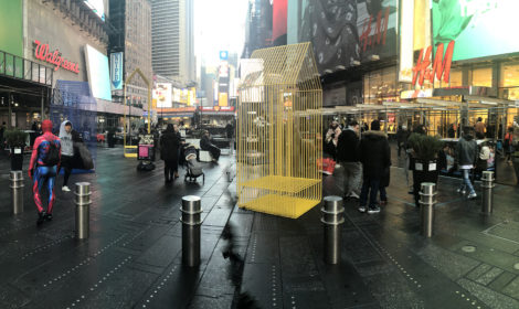 "Times Square ""The Village"""
